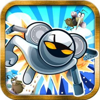 Jetpack Doodle Man by Free Action Games Plus Fun Apps