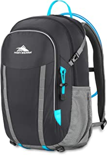 High Sierra HydraHike 24-Liter Hydration Backpack - Hydration Pack with 2-Liter Water Bladder - Ideal as Bike Hydration Pack, Hiking Hydration Pack, Running Hydration Pack