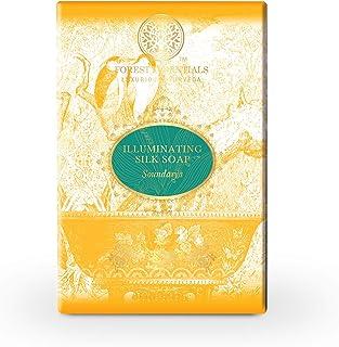 Forest Essentials Illuminating Silk Soap Soundarya 100g