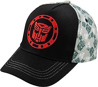 Transformers Autobot Logo Black and Grey Baseball Cap - Size Boys [6014]