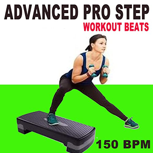 Advanced Pro Step Workout Beats 150 Bpm The Best Epic Motivation Gym Music For Your Step Fitness Aerobics Cardio Hiit High Intensity Interval Training Abs Crossfit Training Exercise And Running By