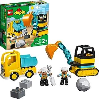کامیون ساختمانی LEGO DUPLO