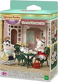 Sylvanian Families 6012 Tea and Treats Set Playset Toy