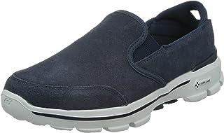 Skechers Performance Men's Go Walk 3 Task-C Slip-On Walking Shoe Navy/Gray