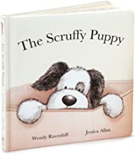 Jellycat The Scruffy Puppy, 9 inches x 9 inches