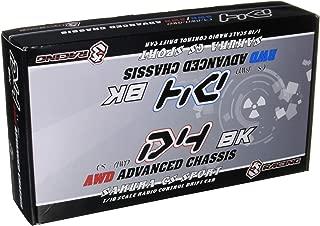 3Racing 3 Racing KIT-D4RWDS / BK Sakura D4 1/10 Drift car kit (Three Racing)