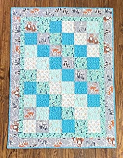 Hello Bear, Baby/Toddler Quilt