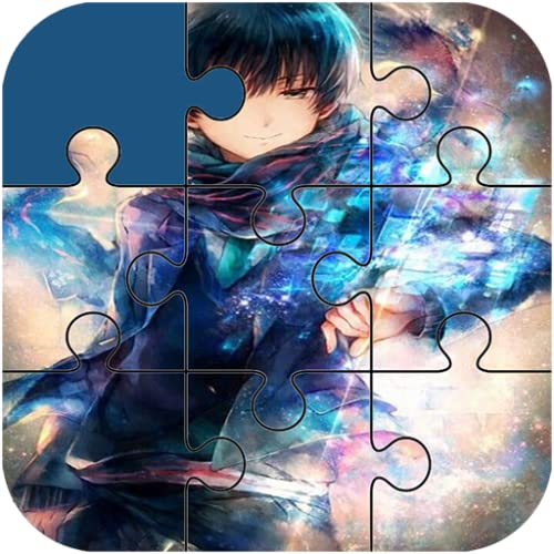 Japanese Anime Jigsaw Puzzles