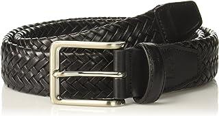 Lee Uniforms Men's Freedom Stretch Braid Leather Belt