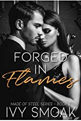 Forged in Flames (Made of Steel Series Book 2) (English Edition) eBook Kindle