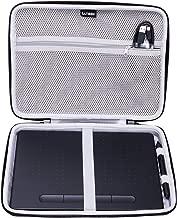 LTGEM EVA Hard Case Fit for Wacom Intuos Wireless Graphic Medium Tablet, Size 10.4