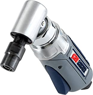Angle Die Grinder, 20,000 RPM with Flow Adjustment, Get Stuff Done (Campbell Hausfeld XT251000)