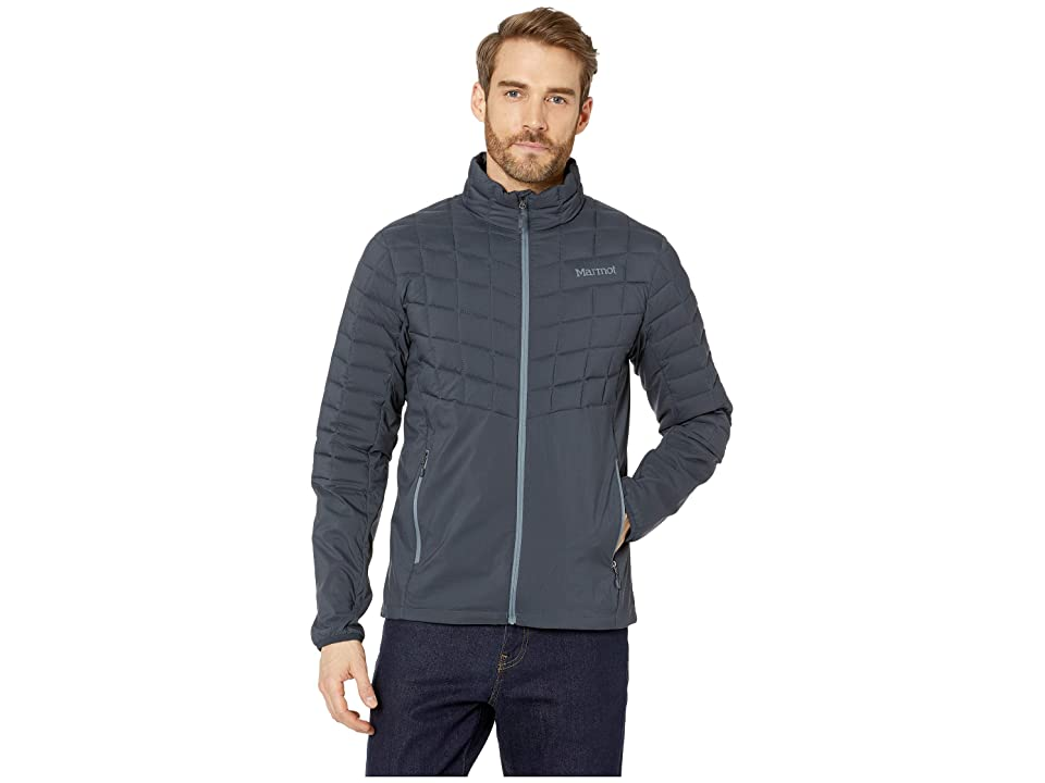 Marmot Featherless Hybrid Jacket (Dark Steel) Men