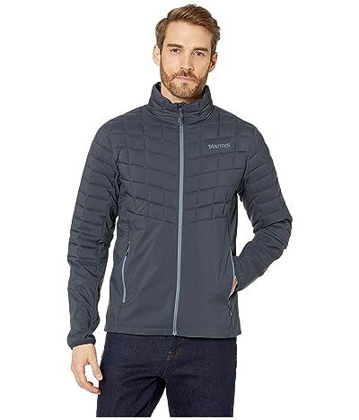 Marmot Featherless Hybrid Jacket (Dark Steel) Men