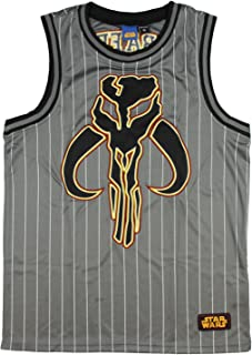 Star Wars Men's Boba Fett Sports Jersey Tank