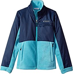 Columbia Kids - Benton Springs III Overlay Fleece (Little Kids/Big Kids)