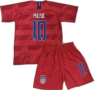 2019/2020 Christian Pulisic #10 USA National Team Away...