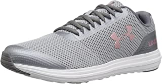 Under Armour boys Pre School Engage Bungee Lace Sneaker, Stealth Gray (101)/Steel, 13K