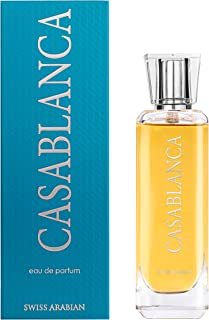 Swiss Arabian Casablanca Eau de Parfum for Unisex 100ml