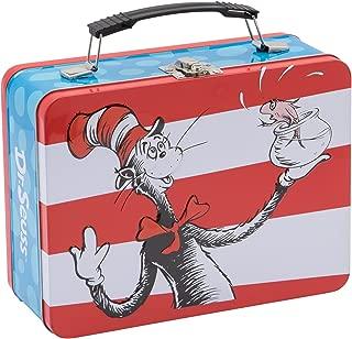 Vandor Dr. Seuss Cat In The Hat Large Tin Tote (17670)