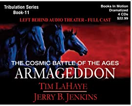 ARMAGEDDON (Left Behind Dramatized series in Full Cast) (Book #11) [CD] by Tim LaHaye & Jerry B. Jenkins