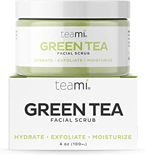 Best teami blends green tea facial scrub Reviews