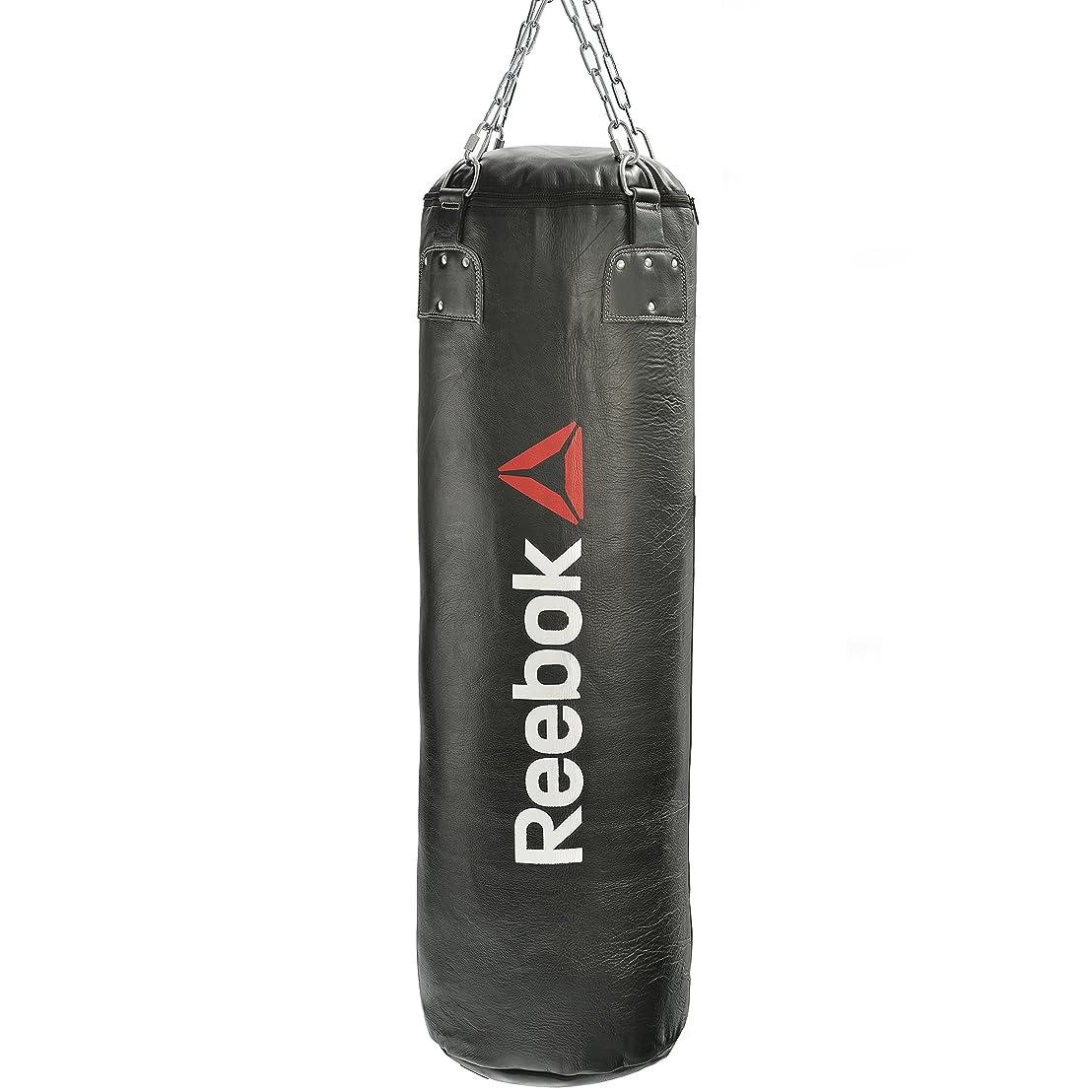繊維バーガーうねるReebok(リーボック) コンバット サンドバッグ 150㎝ Heavy Bag - 65kg フィットネス ボクササイズ RSCB-11225