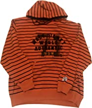 Walt Disney World Stripe Tigger Halloween Orange Jacket Hoodie Men's College
