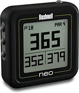 Bushnell Neo Ghost Golf GPS