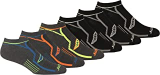 Men's Multi-Pack Bolt Performance Comfort Fit No-Show Socks