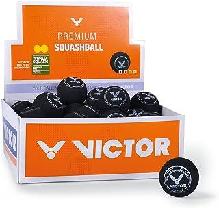 Victor Disponibile in den geschwi ndkigkeiten Palla da Squash, Unisex
