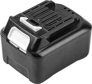 LabTEC BL1041 12V 5000mAh Battery Replacement for Makita 12V BL1015 BL1016 BL1020B BL1021B BL1040 BL1041B 197390-1 197394-...