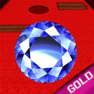 Girl Diamonds Wood Labyrinth Infinity : The Jewel Box Deep Holes - Gold Edition