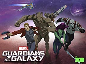 Marvel's Guardians of the Galaxy Volume 2