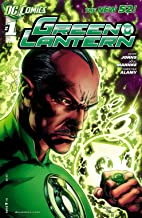 Green Lantern (2011-2016) #1 (Green Lantern (2011-)) (English Edition)