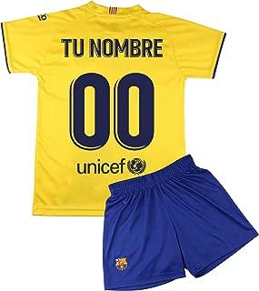 Amazon.es: FC Barcelona - Niño / Ropa deportiva: Deportes y aire libre