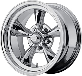 AMERICAN RACING TORQ THRUST D CHROME TORQ THRUST D 15x10 5x120.65 CHROME (-44 mm) AUTOMOTIVE WHEEL