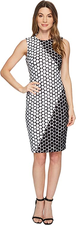 Calvin Klein - Polka Dot Dress