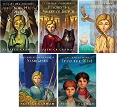 The Land of Elyon Complete 5 Book Set: The Dark Hills Divide / Beyond the Valley of Thorns / The Tenth City / Stargazer / Into the Mist