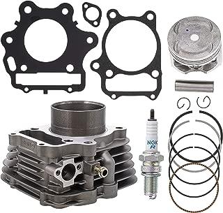 NICHE 74mm 300cc Cylinder Piston Gasket Kit For Honda 1993-2009 Sportrax TRX300 12100-HM3-L00