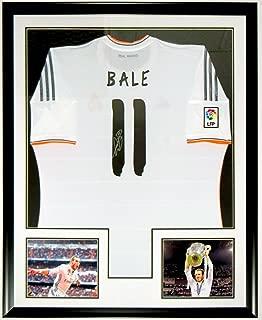 gareth bale signed jersey