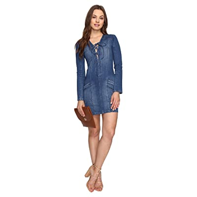 The Jetset Diaries Tash Dress (Vintage Blue) Women