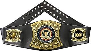 Custom Champion Trophy Personalized Championship Leather Belt Champ