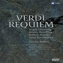 Verdi - Requiem / Angela Gheorghiu, Roberto Alagna, Daniela Barcellona, Julian Konstantinov, Claudio Abbado, Berlin Philharmonic