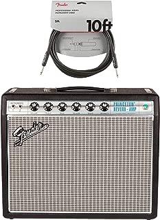 Fender Vintage Modified '68 Custom Princeton Reverb Silverface Cable Bundle