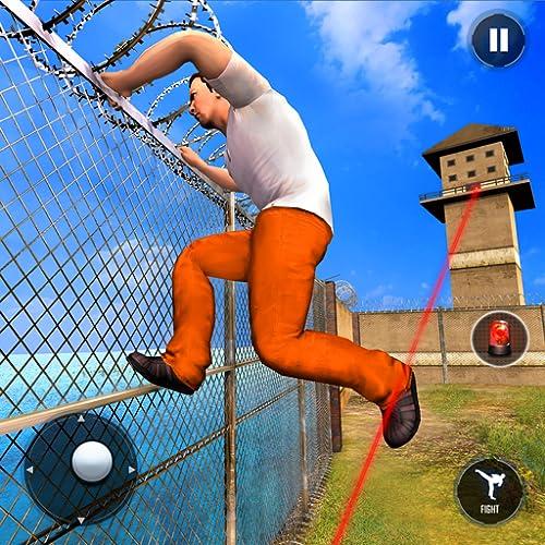 Grand Mission Grenze Gefängnis Flucht Stadt Gefängnis Abenteuer ist Non-Stop-Action-Spiel.