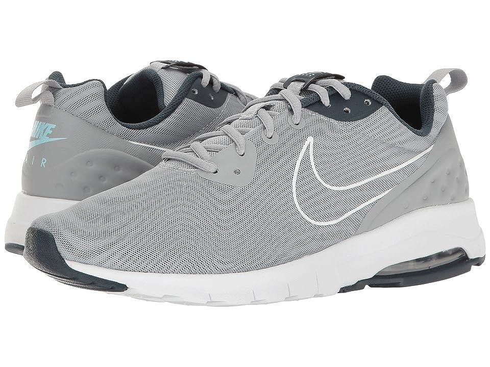 Nike Air Max Motion Low Premium (Wolf Grey/Wolf Grey/Amory Navy) Men