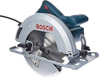 Serra Circular Bosch GKS 150 1500W 220V com 1 disco e guia