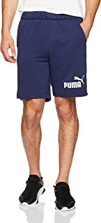 """PUMA Men's ESS NO.1 Sweat Shorts 9"""" Peacoat"""