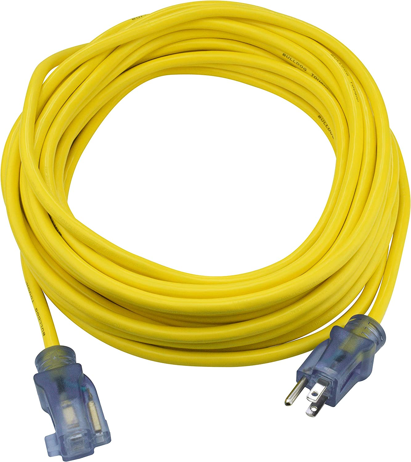 Prime Wire Cable Bombing free shipping LT511730 50-Foot 14 SJTOW Ext Super sale 3 Bulldog Tough